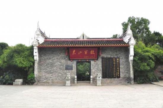 湘乡市东山学校。 资料图