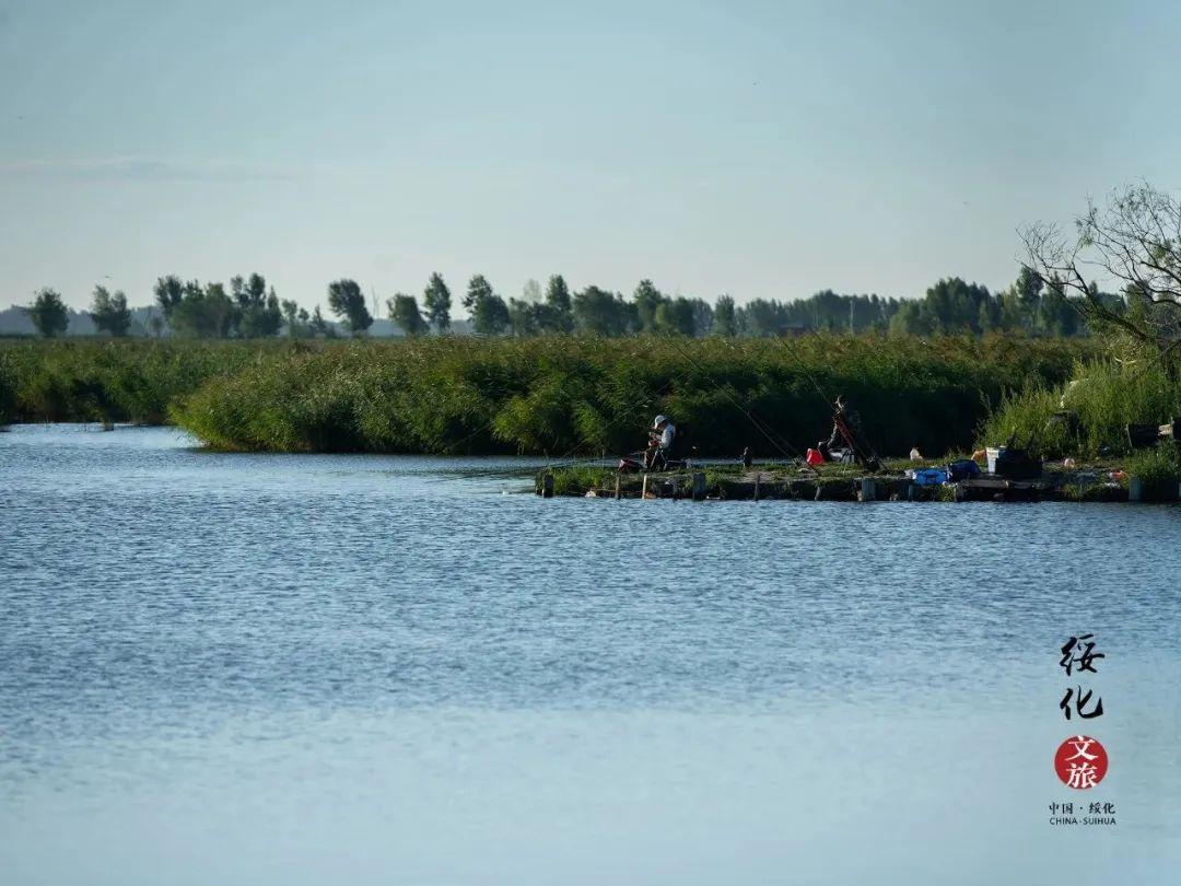 绥化八里湖湿地公园