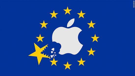 传欧盟本周将对苹果提起反垄断诉讼 或开巨额罚单