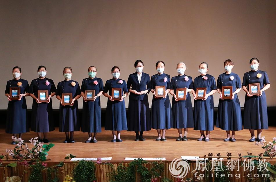 图片来源:凤凰网佛教 摄影:慈济基金会