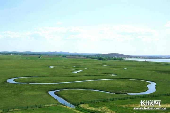张家口闪电河湿地自然生态系统。王铁军 摄