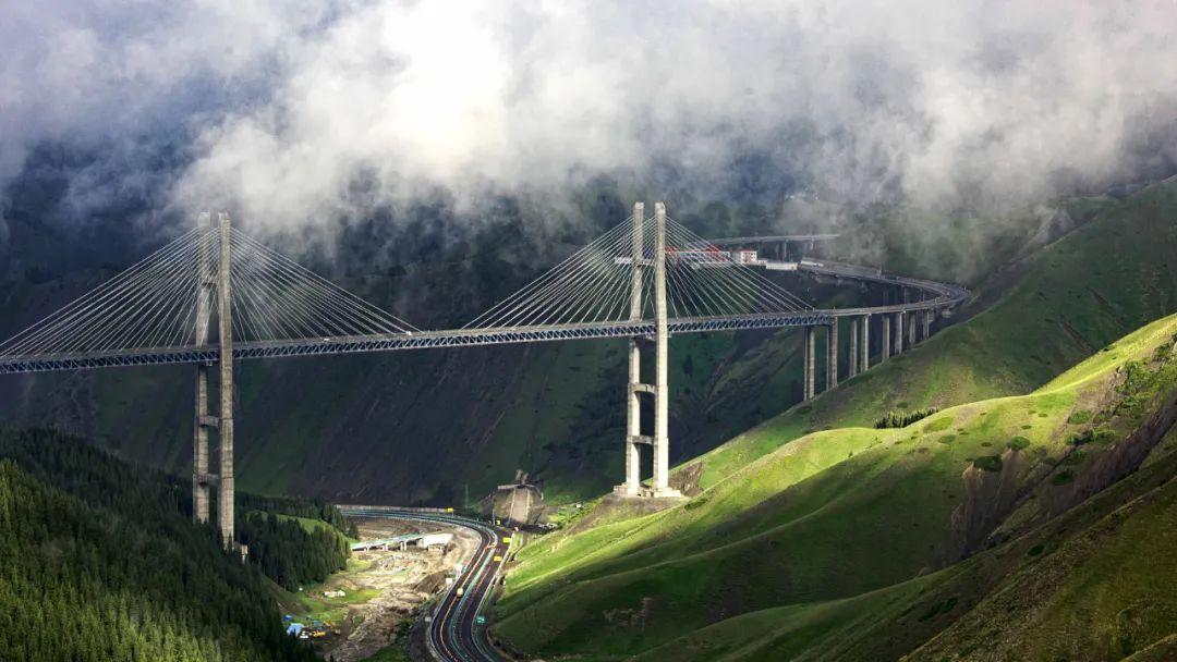 果子沟大桥