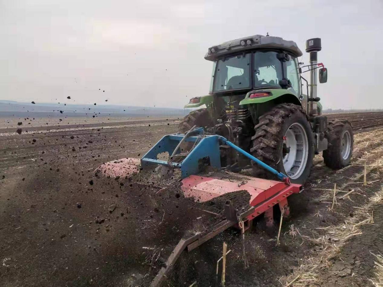 明水县:不负农时不负春 春耕生产正当时