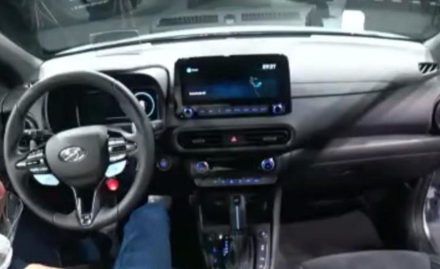 现代KONA N官图发布 又多了一款高性能SUV