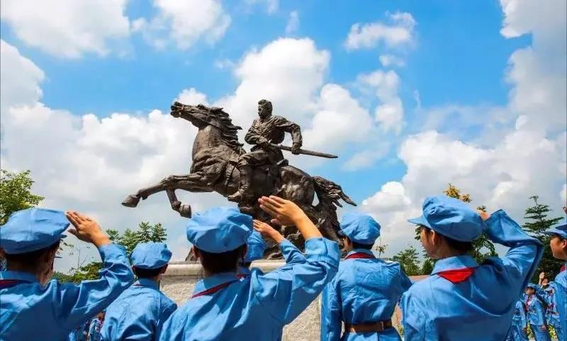 叶挺将军纪念园