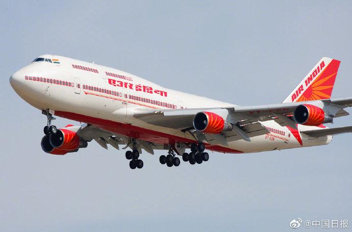 印度航空计划增加直飞美航班:增至接近疫情前水平