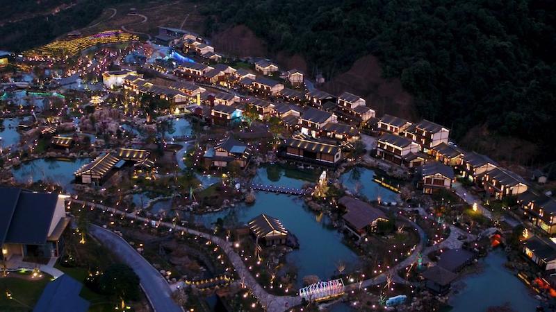 葛仙村度假区