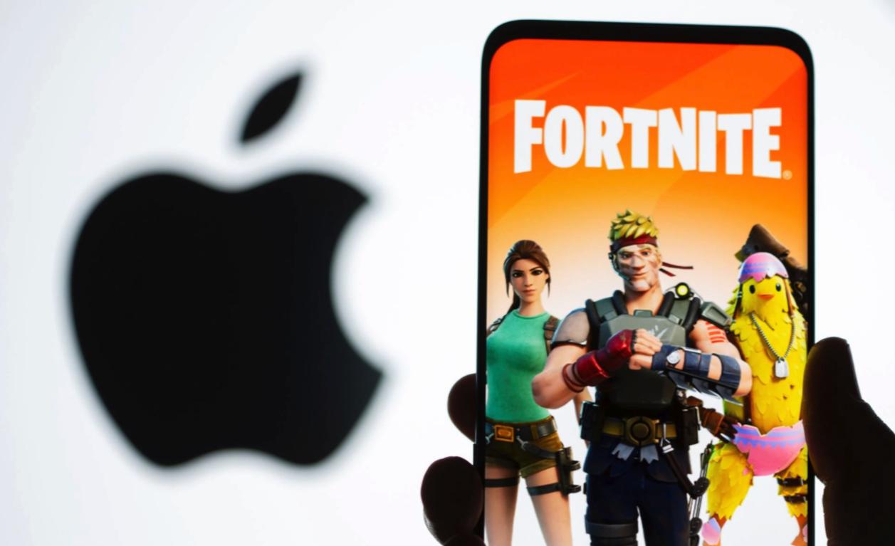 Epic起诉苹果垄断案开庭