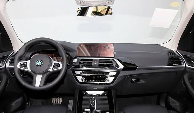 宝马新款X3上市 全系配置调整 顶配降价1.8万元-图1