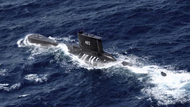 印尼沉没潜艇前指挥官:失事潜艇并未超载