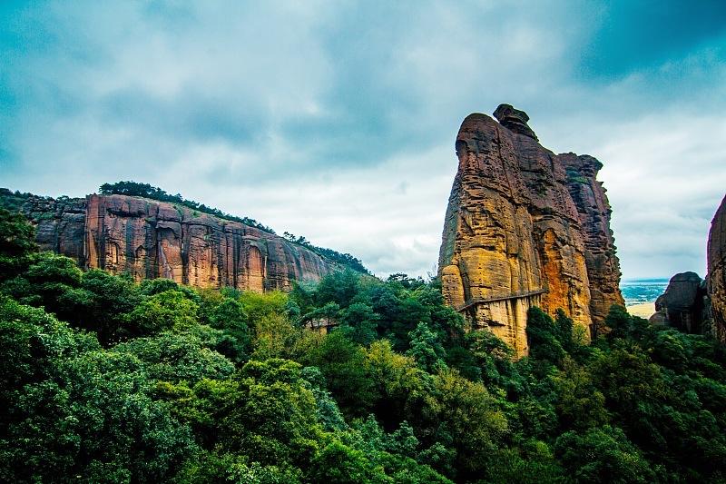 世界自然遗产龟峰风景名胜区