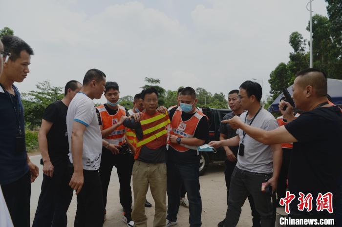 22年前曾轰动粤西广东化州解款车抢劫案主犯落网