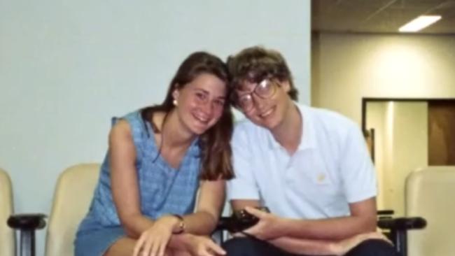 比尔盖茨访谈录:讲述当年如何踏入婚姻殿堂