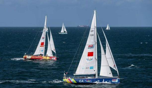 海洋魅力|带您认识帆船,感受乘风破浪的勇气与自信