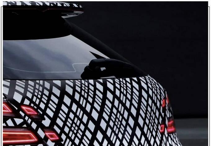 捷尼赛思G70新车型预告分体尾灯/配大尺寸扰流板-图3