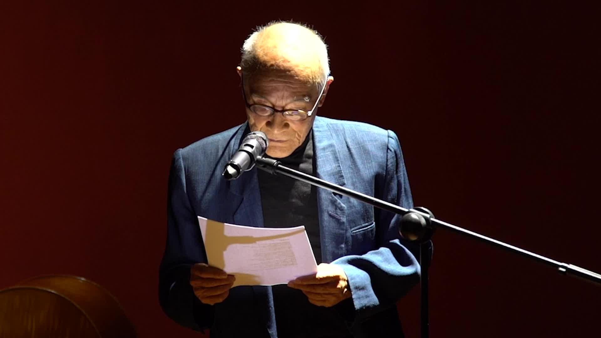"""""""突围:朗诵与对话香港国际诗歌之夜""""朗诵诗歌作品(九首)"""