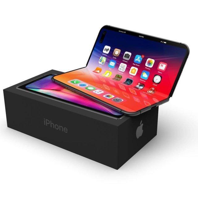 郭明錤:苹果后年推折叠屏iPhone,将成市场最大赢家