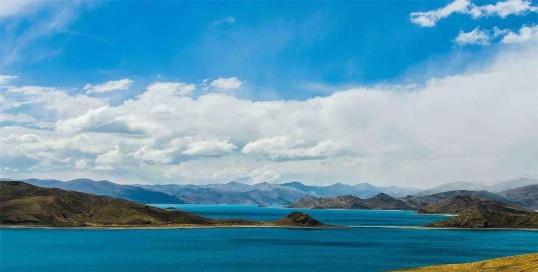 国内9个绝美湖泊,美到不敢相信自己的眼睛!