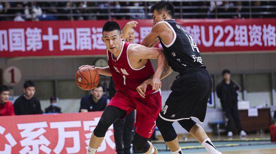 付豪29分12篮板!姜伟泽28分,吉林全运会胜天津