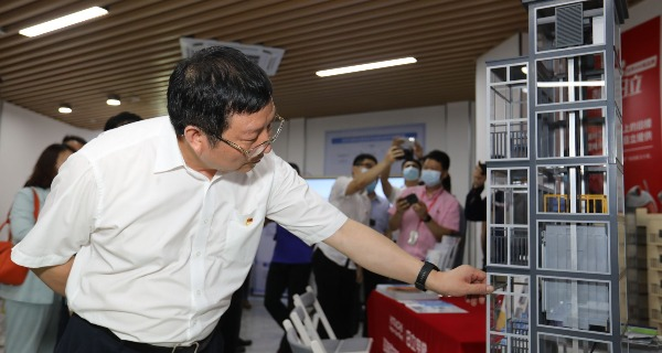 深圳首个区级既有住宅加装电梯便民服务点揭牌