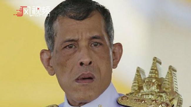外媒:泰国国王哇集拉隆功因呼吸问题被紧急送医