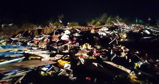 武汉龙卷风已致6人死亡,218人受伤