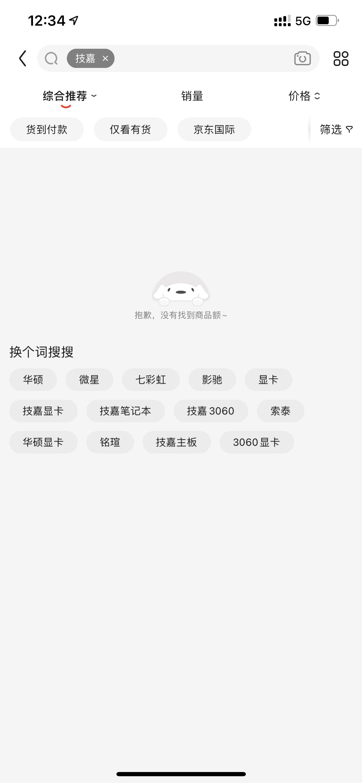 技嘉官网嘲讽中国制造 京东、苏宁易购屏蔽其关键字