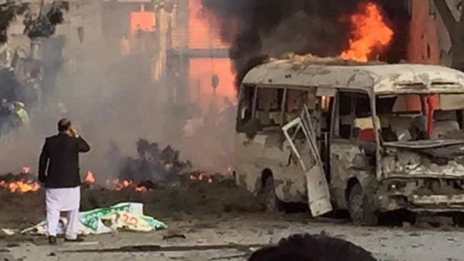 袭击事件频发 美国不负责任从阿富汗撤军恶果初显
