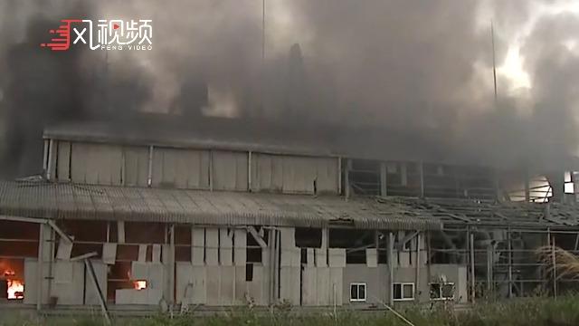 日本福岛一化工厂发生爆炸 距离福岛第一核电站70多公里