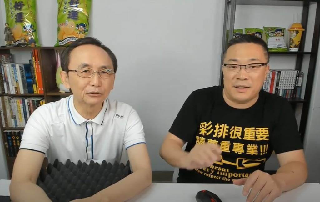 国民党两猛将超强,吴子嘉:民进党不敢推人出来挑战
