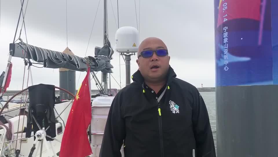 惊心动魄!老男孩儿船队成员李健:从落后40海里最终逆袭成为第一