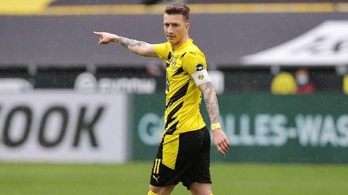 罗伊斯:今天赢了莱比锡,下周四的德国杯决赛还要赢他们