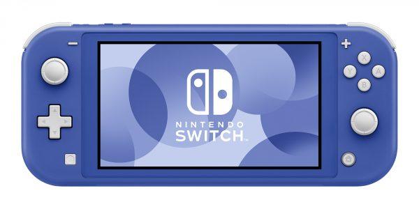 这个颜色爱了 Switch Lite蓝色版将于5月21日上市