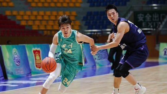 黄荣奇41分6篮板!四川全运会战胜江苏