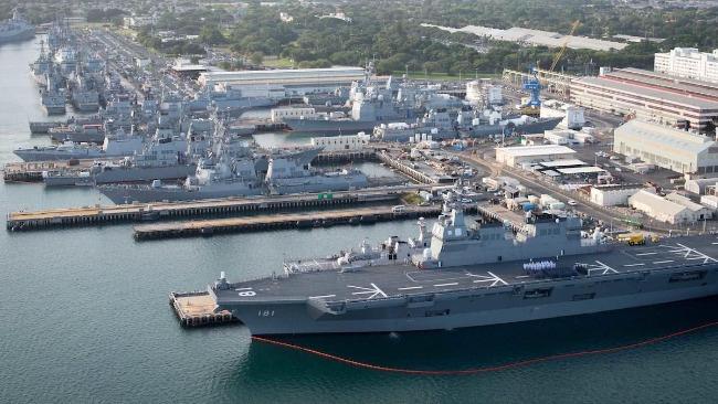 """外媒渲染""""中国在夏威夷附近建基地"""",所谓""""附近""""竟是1800英里"""