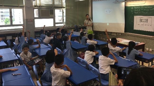香港教协宣称4成教师有意离开 港府回应