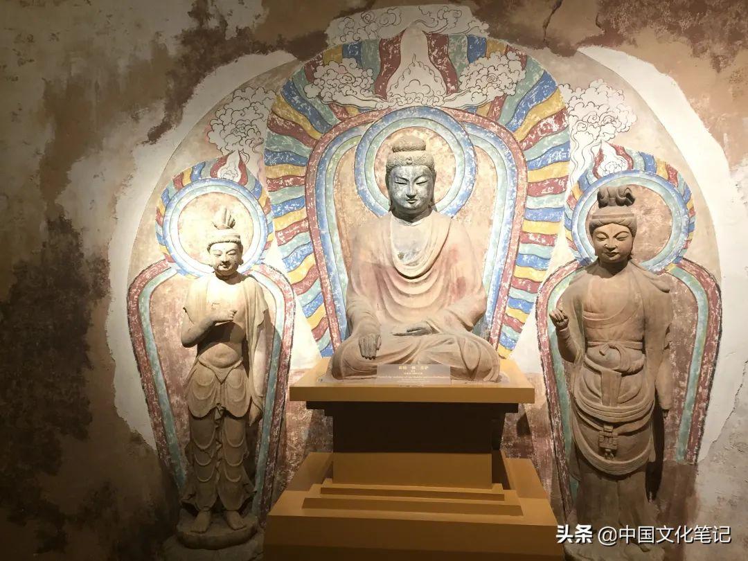 拍摄于甘肃省博物馆