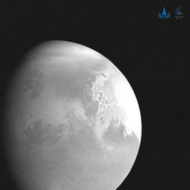 """天问一号成功在火星落脚!""""黑暗9分钟""""里,谁是它的""""引路人""""?"""