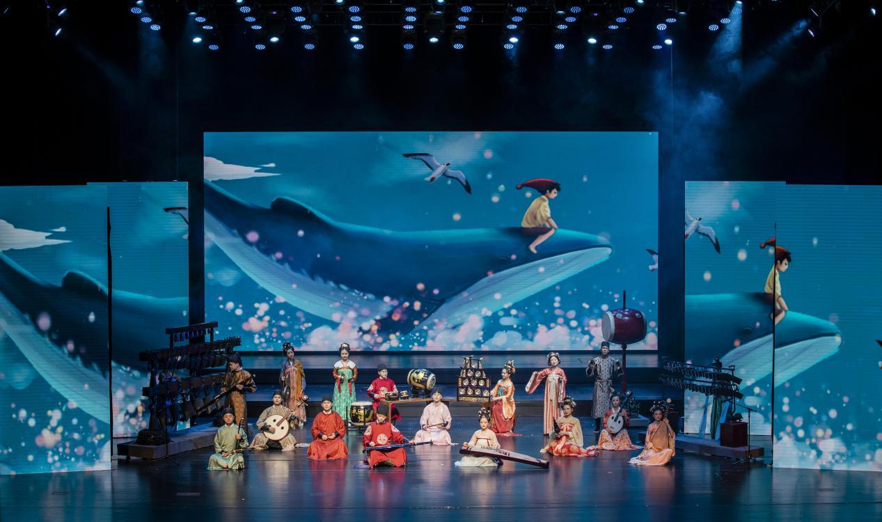 西安外事古乐团全国巡演在郑州闪耀启航