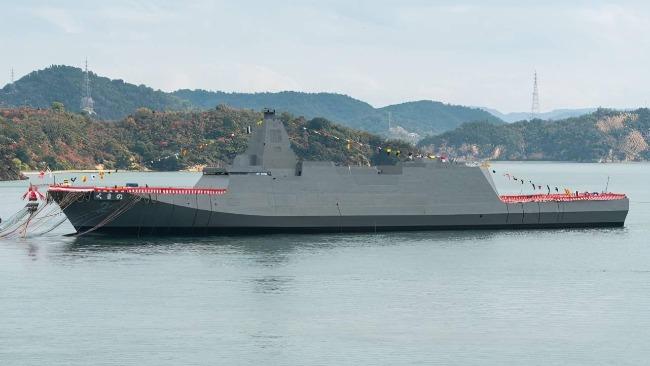 """绕开武器出口限制?日本寻求与印尼""""联合生产""""护卫舰"""