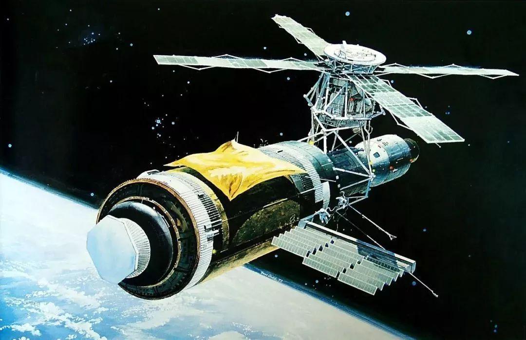 美国太空实验室