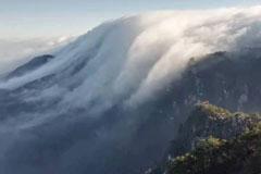 美呆了!雨后庐山云雾缭绕美不胜数