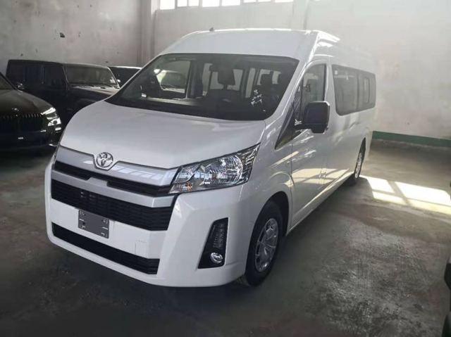 丰田海狮9座改装商务车西安低至55万 _车讯网chexun.com-车讯网