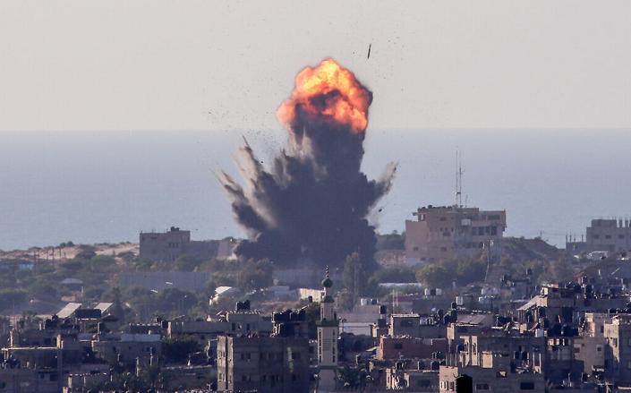 图片来源:《以色列时报》网站