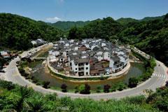 """中国""""最圆的村庄"""""""