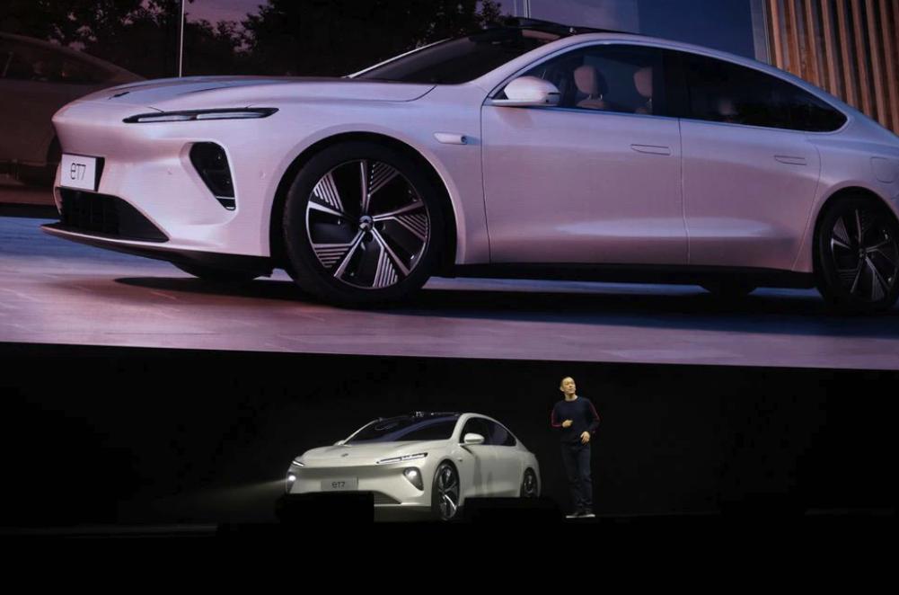 蔚来汽车激光雷达供应商图达通融资6400万美元 将为ET7供货