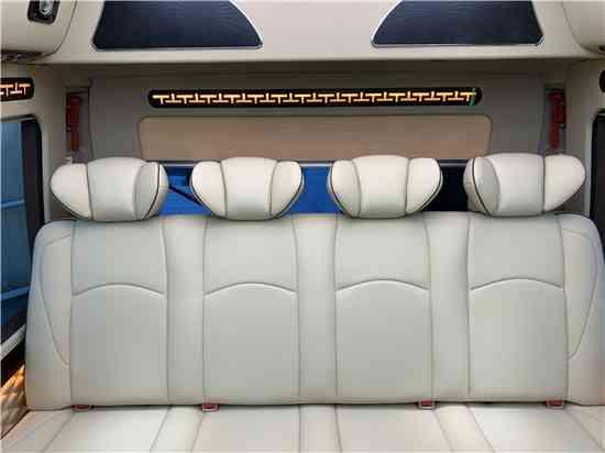 北京丰田考斯特16座 17座铂金版价格