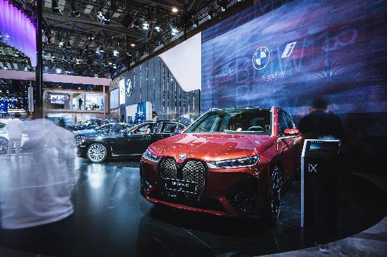 2021 BMW青岛春季国际 车展圆满落幕凤凰网青岛