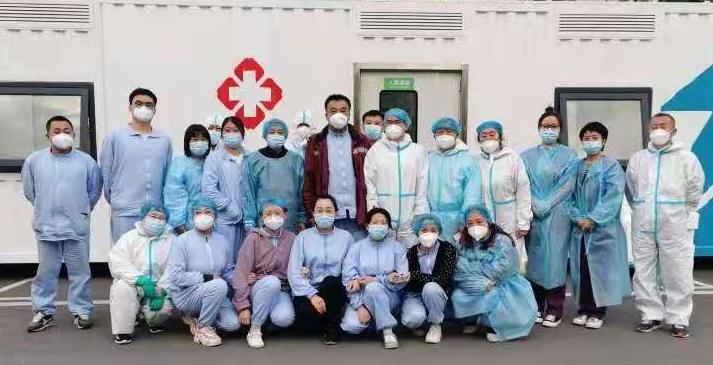 辽宁派出11支检测队伍支援营口 检出7个环境阳性样本