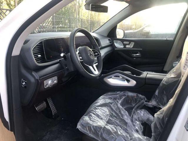21款奔驰GLS450平行进口国六特惠促销